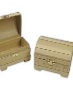 treasure chests €1.95