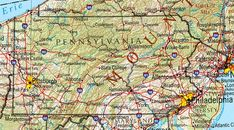 PENNSYLVANIA - STATE OF PENNSYLVANIA | U.S. Geography