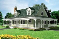 Plan 1-124 - Houseplans.com
