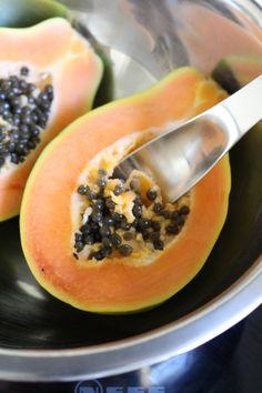 Food-Upcycling: Papaya-Pfeffer aus Papayakernen | Projekt: Gesund leben | Clean Eating, Fitness & Entspannung