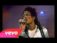 Michael Jackson - Another Part Of Me (Live At Wembley July 16, 1988) - YouTube