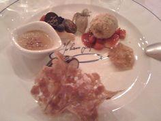 Dessert bei Johann Lafer