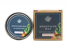 Moustache Wax - designist