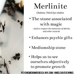 Merlinite crystal meaning