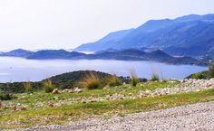 Views Of The Kaş Peninsula on a random drive. Gotta be done. :)  #Turkey #roadtrip #Kaş