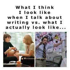 Talking About Writing - Writers Write