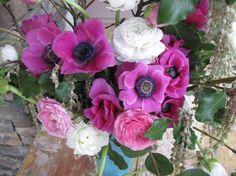 Week 5 // Slow Flowers Challenge