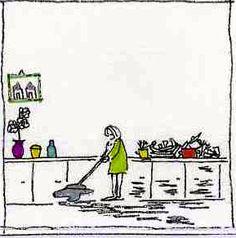 fai pulizia