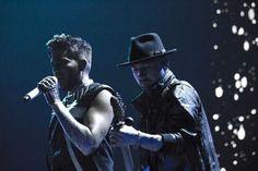 Adam and Adam...great photo! #TOH