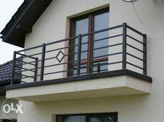 Exterior Stair Railing, Staircase Railing Design, Modern Railing, Modern Fence Design, Balcony Grill Design, Balcony Railing Design, Window Grill Design, Terrace Design, Balustrade Balcon