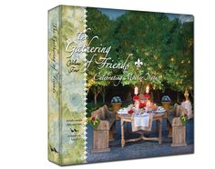 "The Gathering of Friends Volume 4 Each chapter leaves the reader prepared with simple photographed recipes, original tablescape ideas, a ready-to-use shopping list, and inspiration to create their own ""Gathering of Friends."""