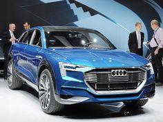 Neben dem e-tron quattro entwickeln die Ingolstädter offenbar auch den Audi Q6. Der größte Unterschied der beiden SUV-Coupés wird wohl der Antrieb sein!