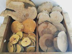 Tablas de madera de Con Alma Design