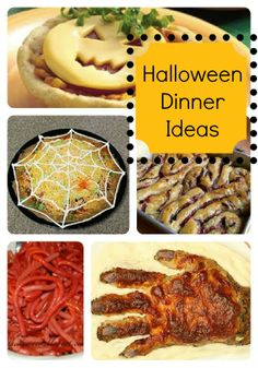 Halloween dinner ideas for kids dinner ideas dinners and fun ideas for halloween dinner forumfinder Choice Image