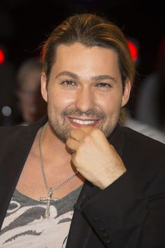 ♡David Garrett Can't look at this photo and not smile back♡