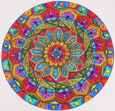 colorful mandalas https://www.facebook.com/pages/Healthy-Vibrant-You/381747648567846