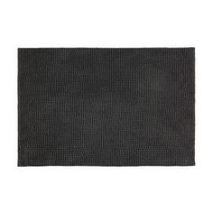 Dry your feet with ease using this soft toggle bath mat that features a latex layer to keep it in place. Linen Headboard, Grey Duvet, Bath Sheets, Tufting Buttons, Bathroom Styling, Floor Mats, Duvet Covers, Hand Weaving