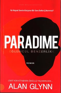 Turkish edition of Alan Glynn's Paradime received from Portakal