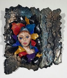 FIMO 50 World project tile from Bettie Griffin, USA