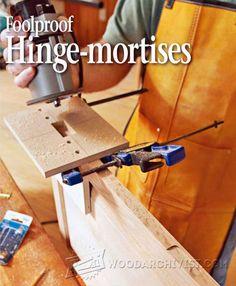26 Best Hinge Jig Images Router Jig Carpentry Door Hinges