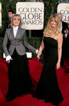 Diane Keaton's Style Evolution Proves That Ties, Vests & Bowler Hats Aren't Just For Men (PHOTOS)
