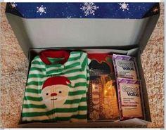 Christmas Eve goodie box