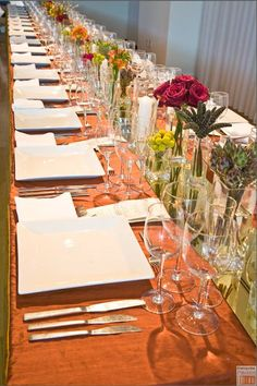 Who wouldn't want a set up like this for their event??