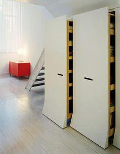 Witte loft door Leeser Architecture   Inrichting-huis.com