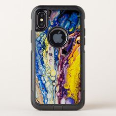 Shop Iridescent Reality Fluid Acrylic Painting OtterBox iPhone Case created by JennyRainbow. Fluid Acrylics, Buy Art Online, Fine Art Photography, Iphone Case Covers, Iridescent, Gifts For Him, Rainbow, Store, Painting