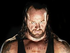 Happy birthday Mark Calaway, better known as The Undertaker