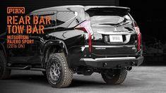 Montero Sport, Pajero Sport, Bull Bar, Wings Design, Surface Finish, 4x4, Jeep, Sports, Pickup Trucks