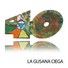 Troqueles Arte 40 La Gusana Ciega - $ 130.00
