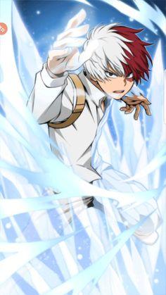 Boku No Hero Academia    Shouto Todoroki