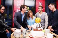 Roger Federer - Grigor Domitrov  Wilson