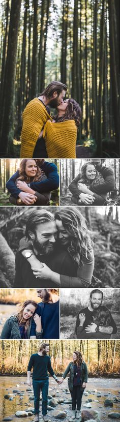 Couples Posing Inspiration - engagement session with Kaylyn McLachlan from McLachlan Studios www.mclachlanstudios.com