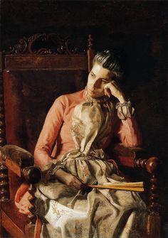 ART & ARTISTS: Thomas Eakins - part 3