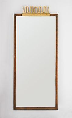 B4 - Axel Einar Hjorth gold mirror