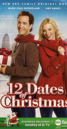 Directed by James Hayman.  With Laura Miyata, Vijay Mehta, Amy Smart, Audrey Dwyer. A story that follows Kate, a young woman who after a horrible blind date on Christmas Eve, wakes up to find she is re-living that same day and date all over again.