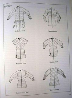 Gambeson drawings 1340-1405 (?)