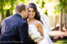 Michelle & Dan - Carriage House wedding