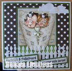 Bengels & Boefjes Marij Rahder, made by me