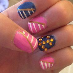 Kristen Elzey nails (: