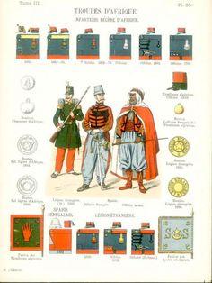 Uniforms (French Foreign Legion)