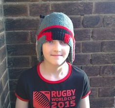 This rather handsome young man is modelling a custom order - a Boba Fett hat sized for an 8 year old Rugby World Cup, Boba Fett, Princess Leia, For Stars, Hat Sizes, Young Man, Baby Wearing, Baby Hats, 6 Years