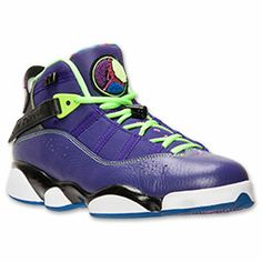 Men s Air Jordan 6 Rings Basketball Shoes b7aba6759