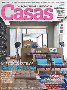 Editora Minuano - Revistas - Decoração - Casas Estilos & Tendências : COL ESTILOS & TENDENCIAS CASAS 031