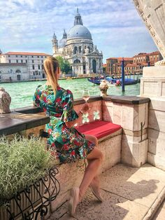 Venice photo spot - Hotel Bauer Palazzo Palazzo, Venice, Comme, Beauty, Instagram, Dresses, Travel, Style, Fashion