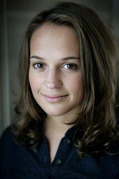 Alicia Vikander 2007