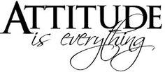 Do You Need An Attitude Adjustment?
