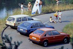 1979 Opel Kadett D